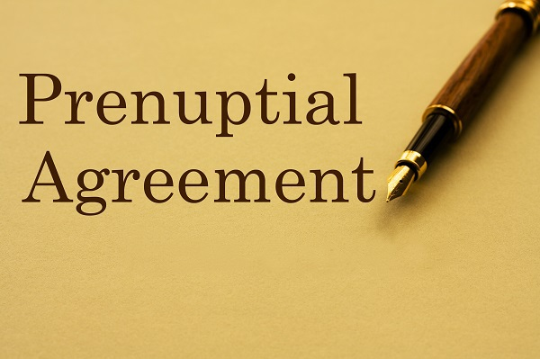 What To Do If Your Fiancé Wants A Prenuptial Agreement